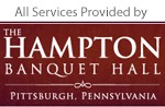 All Services Provided by the Hampton Banquet Hall